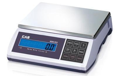 CAS ED 1,5/3 asztali mérleg