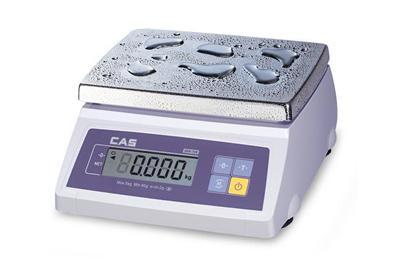 CAS SW-1W 20kg tömegmérő vízhatlan 10/20kg 5/10g