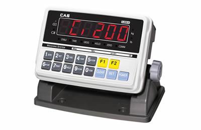 CAS CI-200A mérleg kijelző