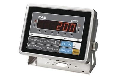 CAS CI-200S mérleg kijelző