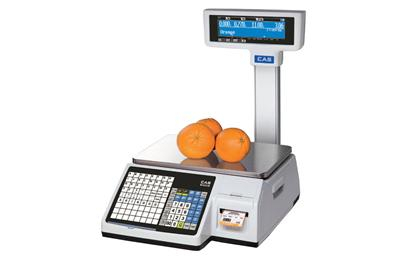 CAS CL5200-15P LAN nyomtatós mérleg 6/15kg