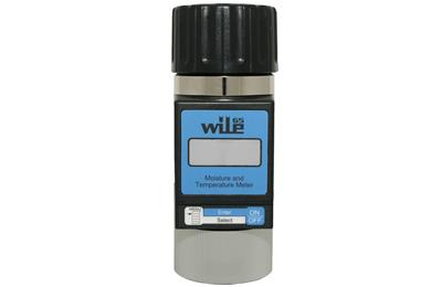 Wile 65 gyors nedvességmérő