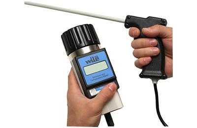 Wile 651 Hőmérsékletmérő szonda