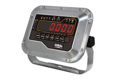 Dibal DMI610 mérleg kijelző