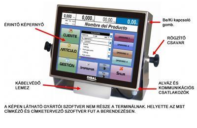 Dibal VT-800