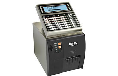 DIBAL LP3000 nyomtatócsalád