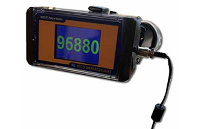 PMMK-LCD-868 másodkijelző (NEXTION rakodógépbe)