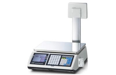 CAS CT-100 30P blokkszalagos mérleg 15/30kg