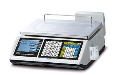 CAS CT-100 15B blokkszalagos mérleg 6/15kg