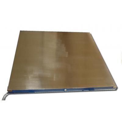 MST-L saválló takaró lemezzel nagyobb platóméretek esetén