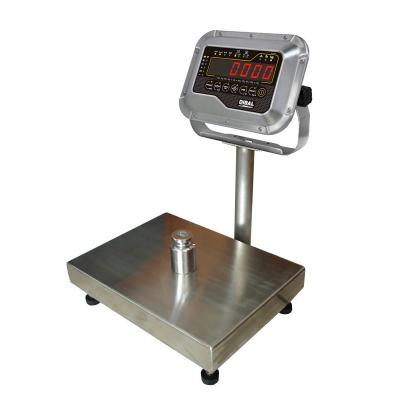 MST-P oszlopos DMI-610 -es mérőfejjel