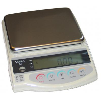 Vibra AJ 420 g méréshatár felett