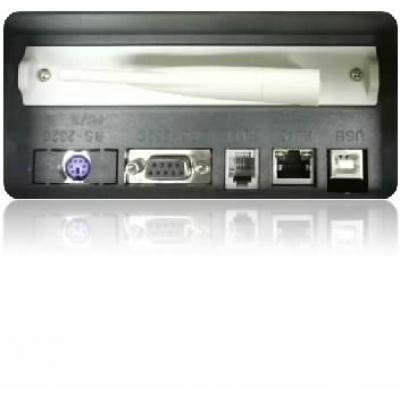 CL 5200 csatlakozók