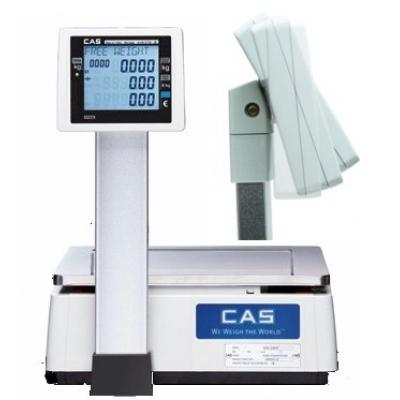 CAS CT-100 kijelző