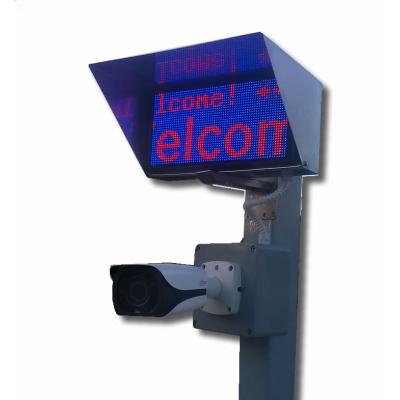 MST közúti hídmérleg kamerarendszer