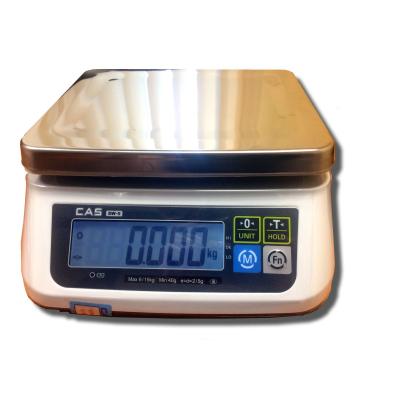 CAS SW-II CD elölnézet