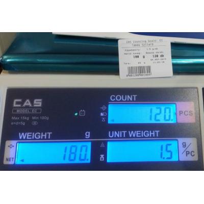 DLP CAS EC darabszámláló mérleggel #2