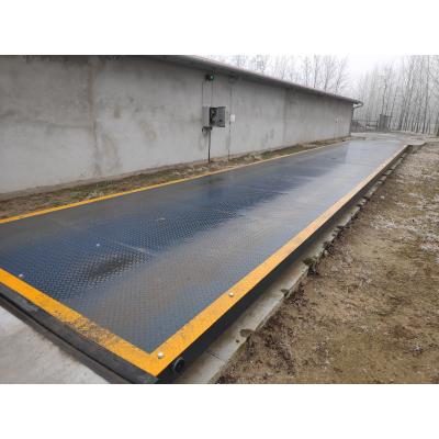 MST mérleház nélküli hídmérleg kiépítés (Bugac)