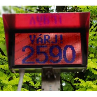 Forgalomirányítás - piros jelzés
